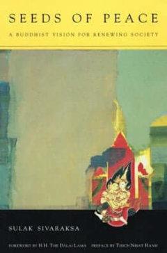 Seeds of Peace Cover - Sulak Sivaraksa