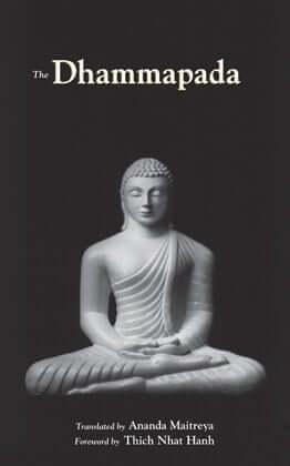 The Dhammapada Cover - Ananda Maitreya