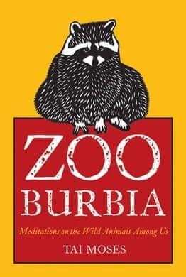 Zooburbia Cover - Tai Moses