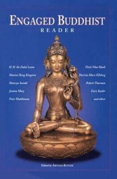 Engaged Buddhist Reader Cover - Arnold Kotler