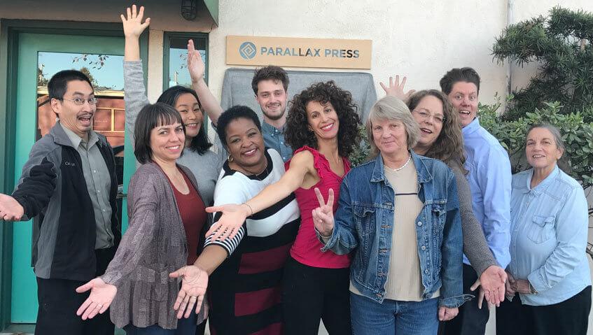 Parallax Press Staff
